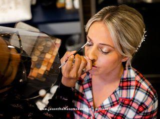 Cleveland Bridal Makeup 1