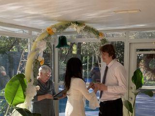 Ann Eastwick, Wedding Officiant 3