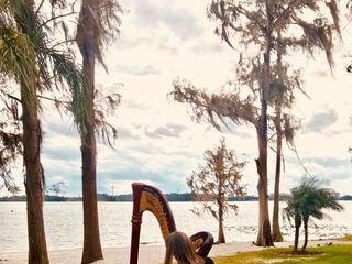 Harpist Christine MacPhail 1