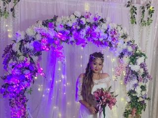 Austin Rainbow Bouquet 7