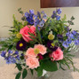 Blue Iris Flowers 9