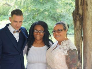Amy Voltaire Wedding Officiant 5