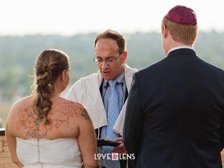 Interfaith Wedding Rabbi 6