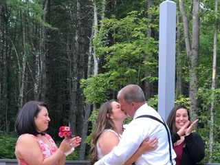 Heather Rose, Wedding Officiant 2