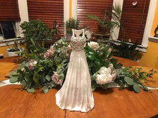 Cloth2Clay - Ceramic Bridal Replicas 3