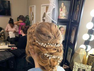 Braid N'Hairpins Makeup and Hair 4