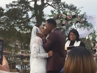 Anna Castillo-Lora, The Wedding Officiant 2