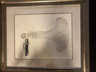 Dreamlines Personalized Wedding Dress Sketch 5