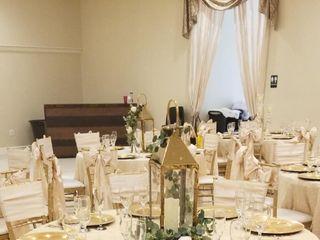 Villa Tuscana Reception Hall 3