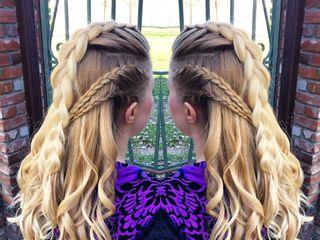 Preslee Hair Style 6