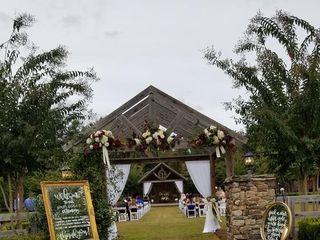 The Cedar Barn of Southern Bridle Farms 2