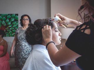 Nallely Tapia Hairstylist & Bridal Specialist 7