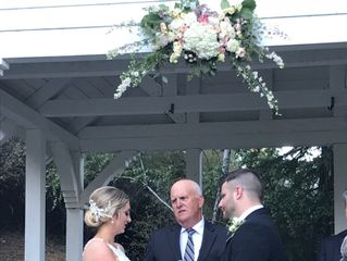 Wine Country Wedding Officiant 7