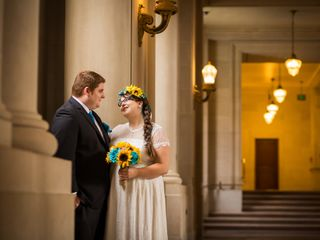 Choco Studio & City Hall Wedding Photographer 6
