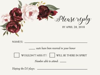 Noted Occasions Wedding Invitation Designs 2