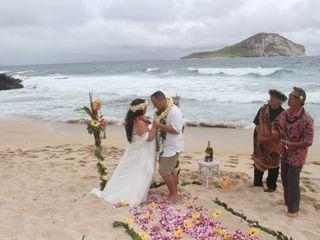 Sweet Hawaii Wedding 2
