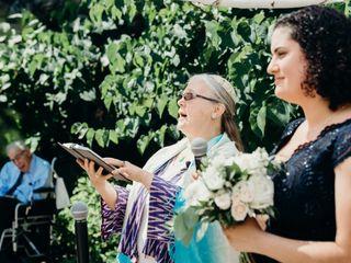 Rabbi Gail Nalven: Jewish and Interfaith Weddings 5