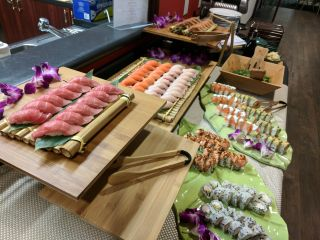 M Sushi Catering 1