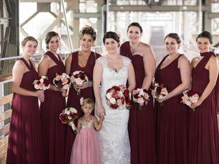 Bella Bridesmaid Milwaukee 1