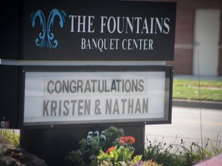 The Fountains Banquet Center 1