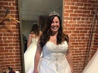 SPARKLE bridal couture : sizes 14-30 6