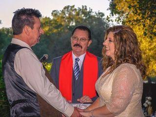Dr. Eller Wedding Officiant 1