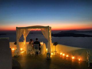 LovWed in Santorini 1