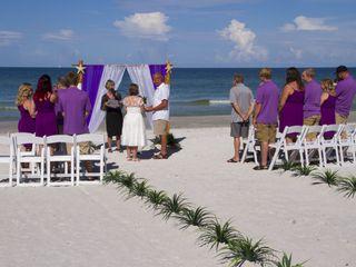 Florida Beach Weddings by Weddings On a Whim 5