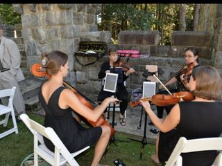 Blackstone Valley String Quartet & Ensembles 1