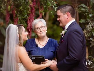 Kim Lopez - Wedding Officiant 2