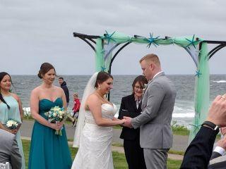 Wedding Ceremony in Maine 7