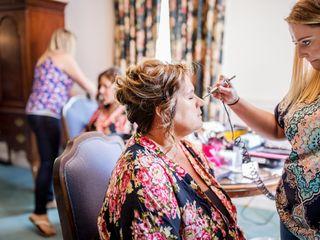 Glitz and Glam Bridal Hair & Makeup Company 7