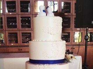 Wedding Cake Art and Design Center 2