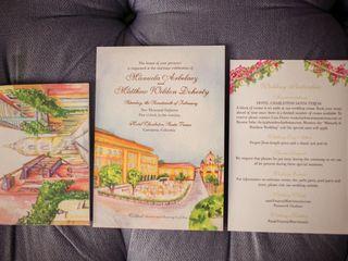 Hand-Painted Weddings 7