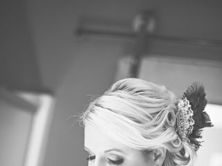 Hair & Makeup by MaRissa & The Elegance Salon Team 5