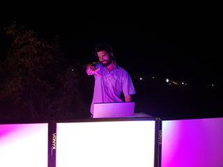 Santorini Wedding DJ 5