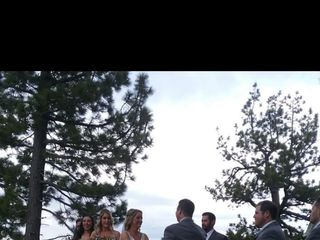 Lake Tahoe Wedding Ministries 2