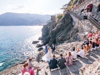Cinque Terre Wedding 1