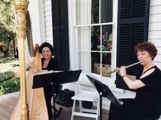 Laura Byrne Harpist 2