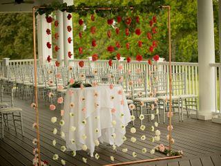 Wedding Flowers by Robyn at Rohsler's Allendale Nursery & Florist 4