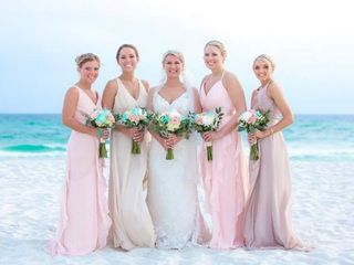 Blissful Beach Brides 3