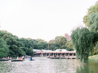 The Central Park Boathouse 1