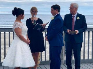 At last! - Cindy Zito Officiant 3