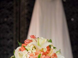 For Better For Less Wedding Flowers 5