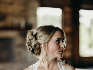 AW Wedding Hair and Makeup Services 7