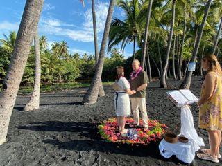Kona Wedding Officiant 1