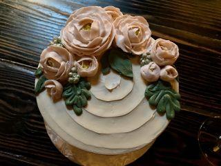 Coppelia Cake Design 1