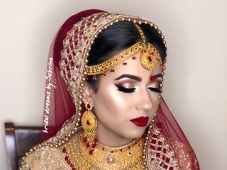 Makeup and hair by Subrina 4