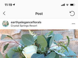 Earthy Elegance Florals 1