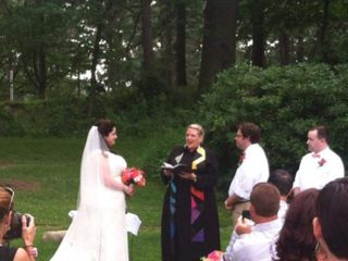 Rev. Stacey Midge, Weddings and Pastoral Services 3